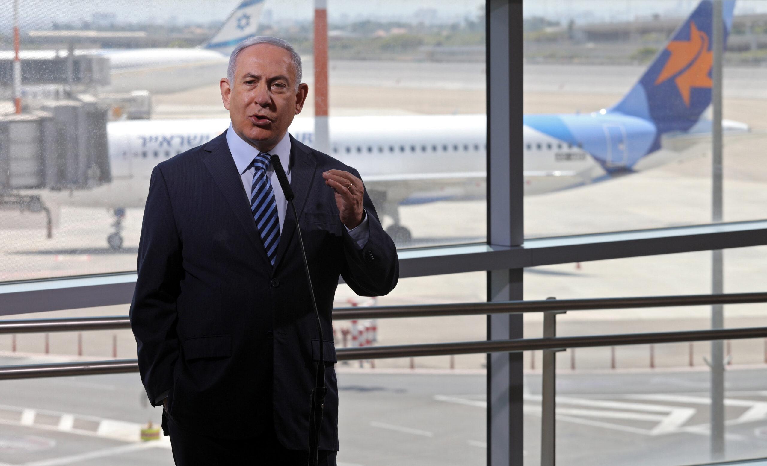 Netanjahu gratulált Bidennek, de nem derült ki, mihez