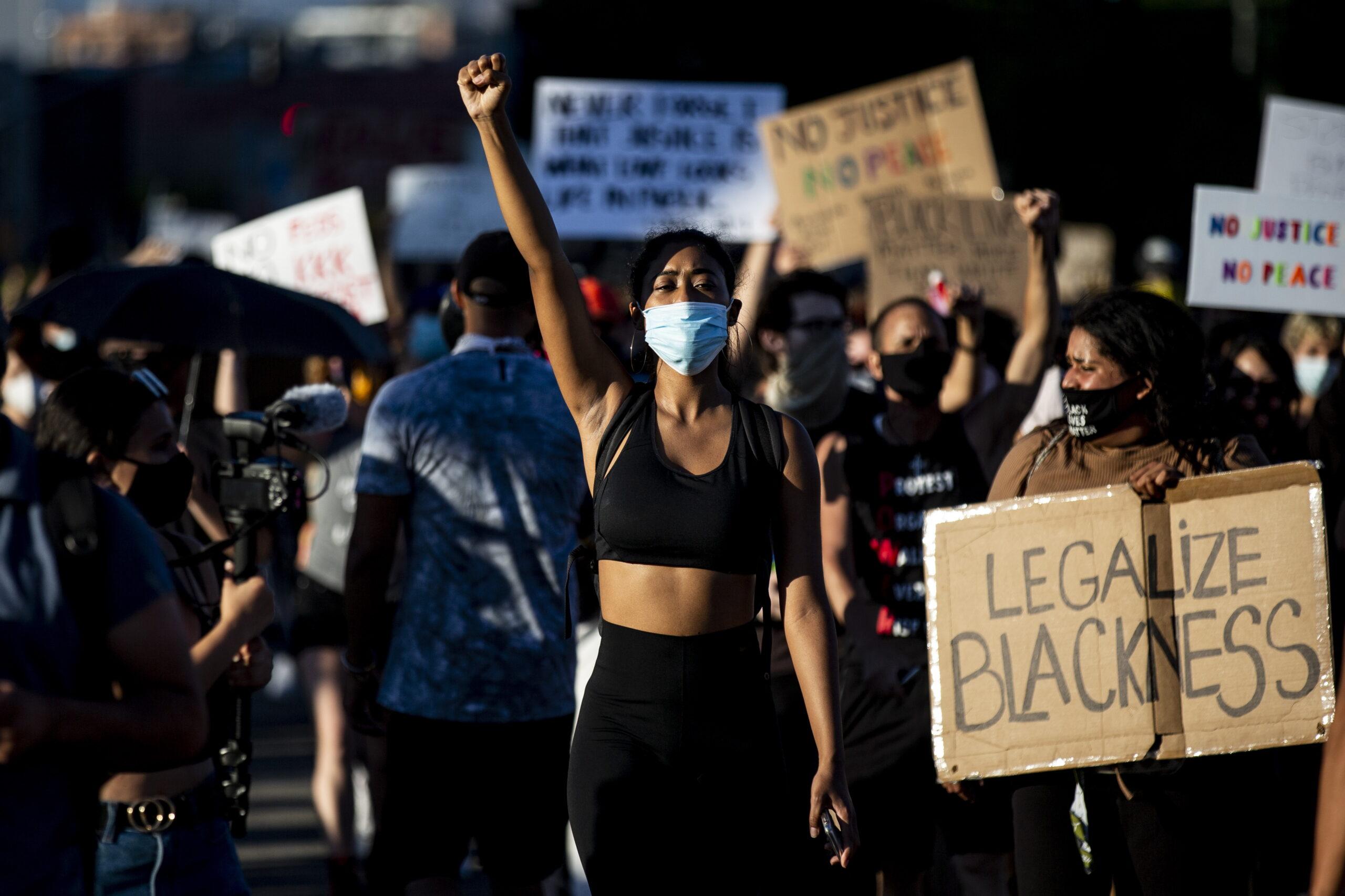 """Támogathatják-e zsidó szervezetek a """"Black Lives Matter"""" mozgalmat?"""