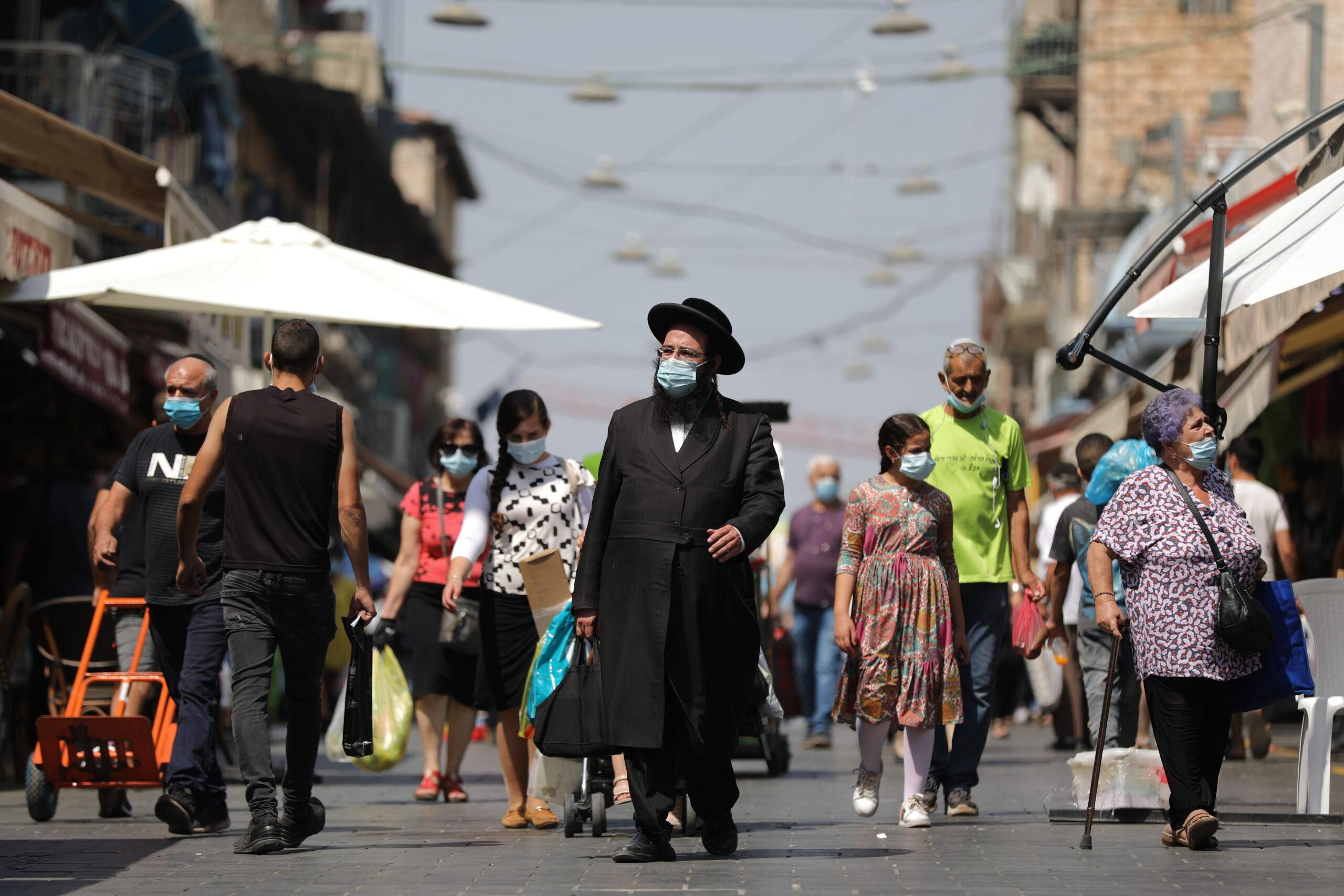 Tovább gyorsul a vírus terjedése, így készül Izrael Jom Kipurra