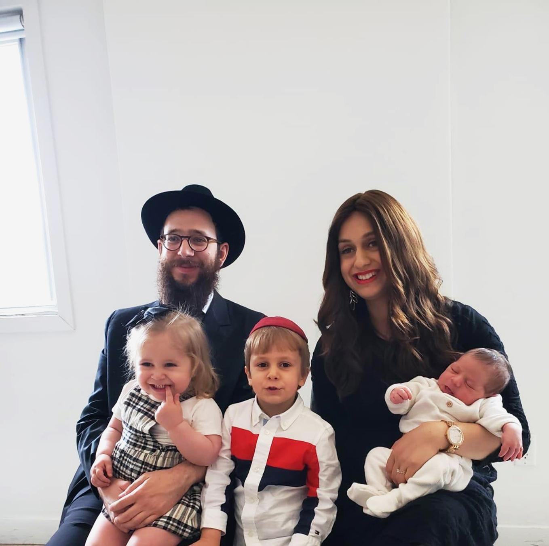 """""""Azért vagyunk itt, hogy segítsünk"""" – interjú az Emih újbudai rabbijával"""