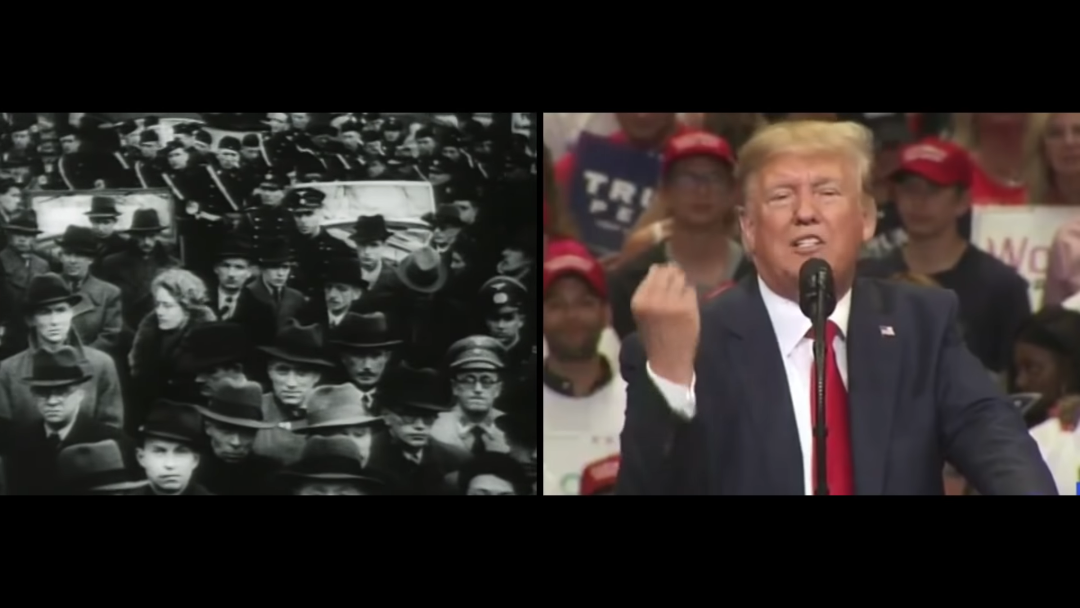 A zsidó demokraták párhuzamot vonnak a német fasizmus és a Trump-éra között