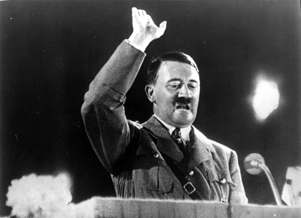 A tiltakozás ellenére elárverezték Hitler jegyzeteit