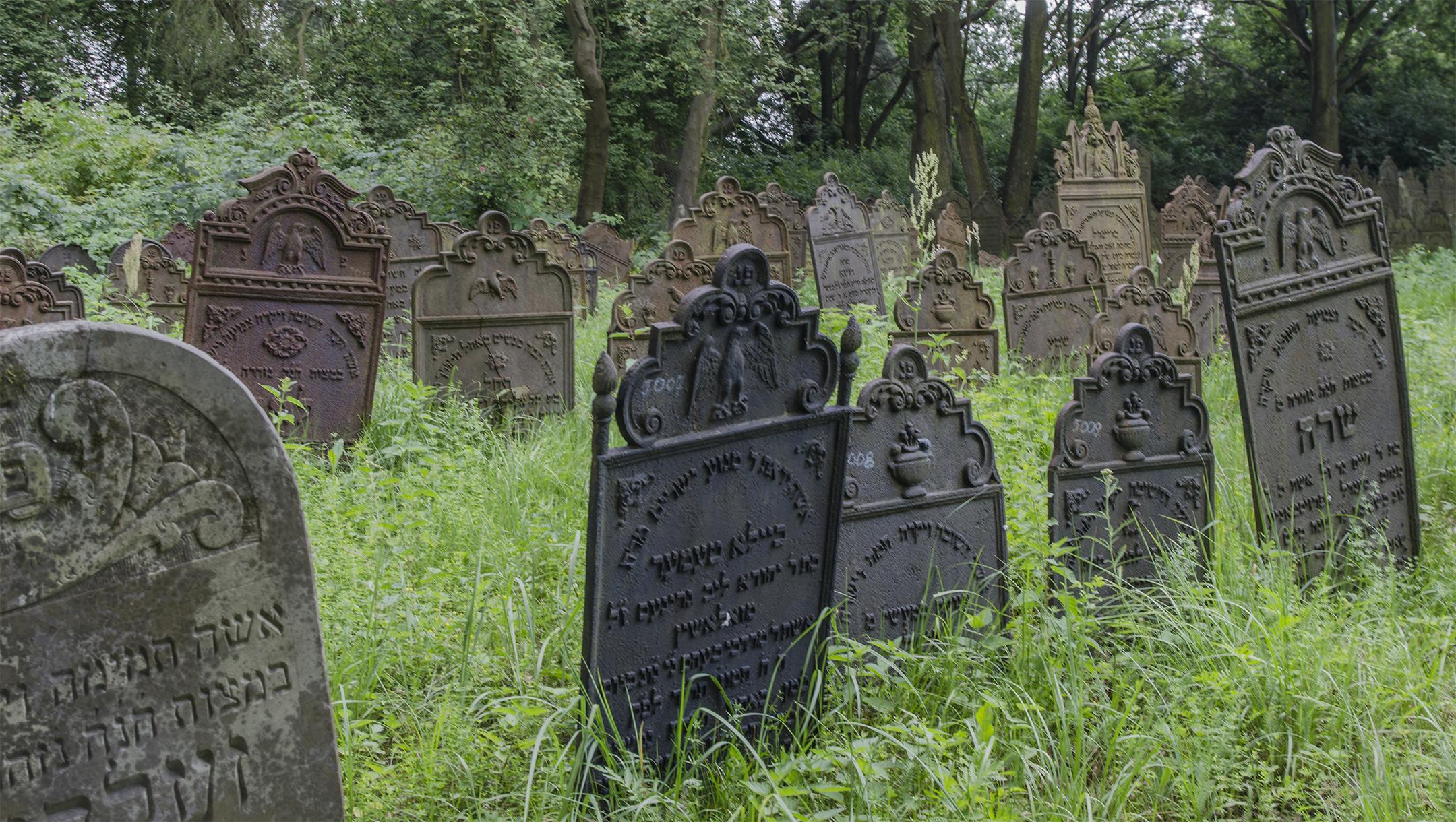 Újabb gondozatlan zsidó sírkertek újulnak meg