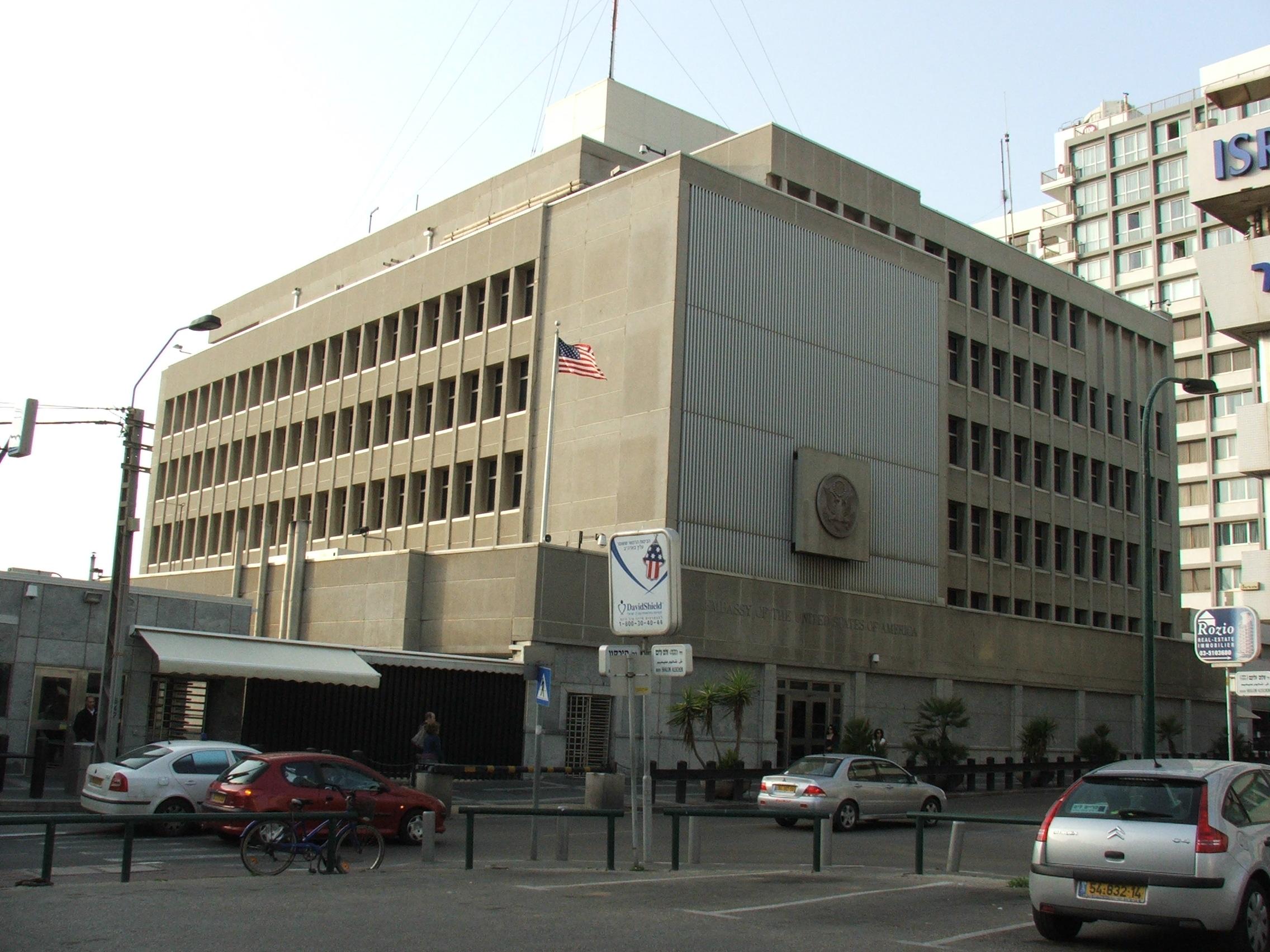 Amerika inkább megtartja magának tel-avivi nagykövetségét