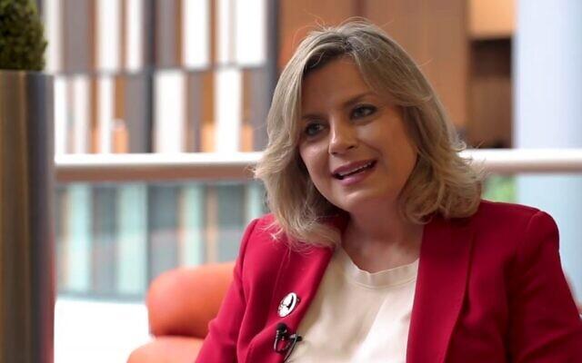 A libanoni elnök lánya nem zárja ki a békekötés lehetőségét Izraellel