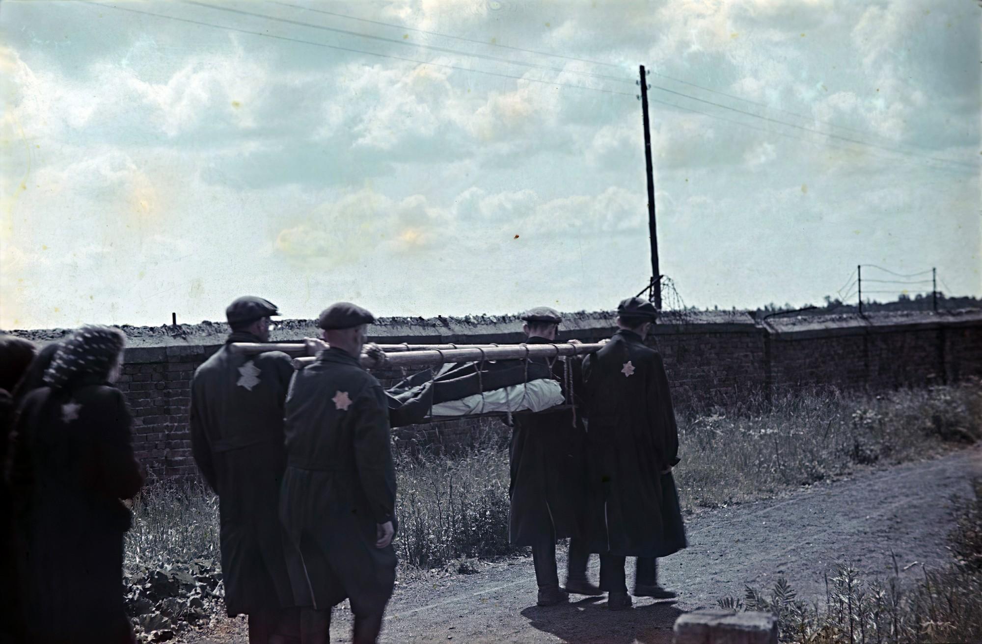 Mementó: A łódźi gettó haldoklása a Fortepanon