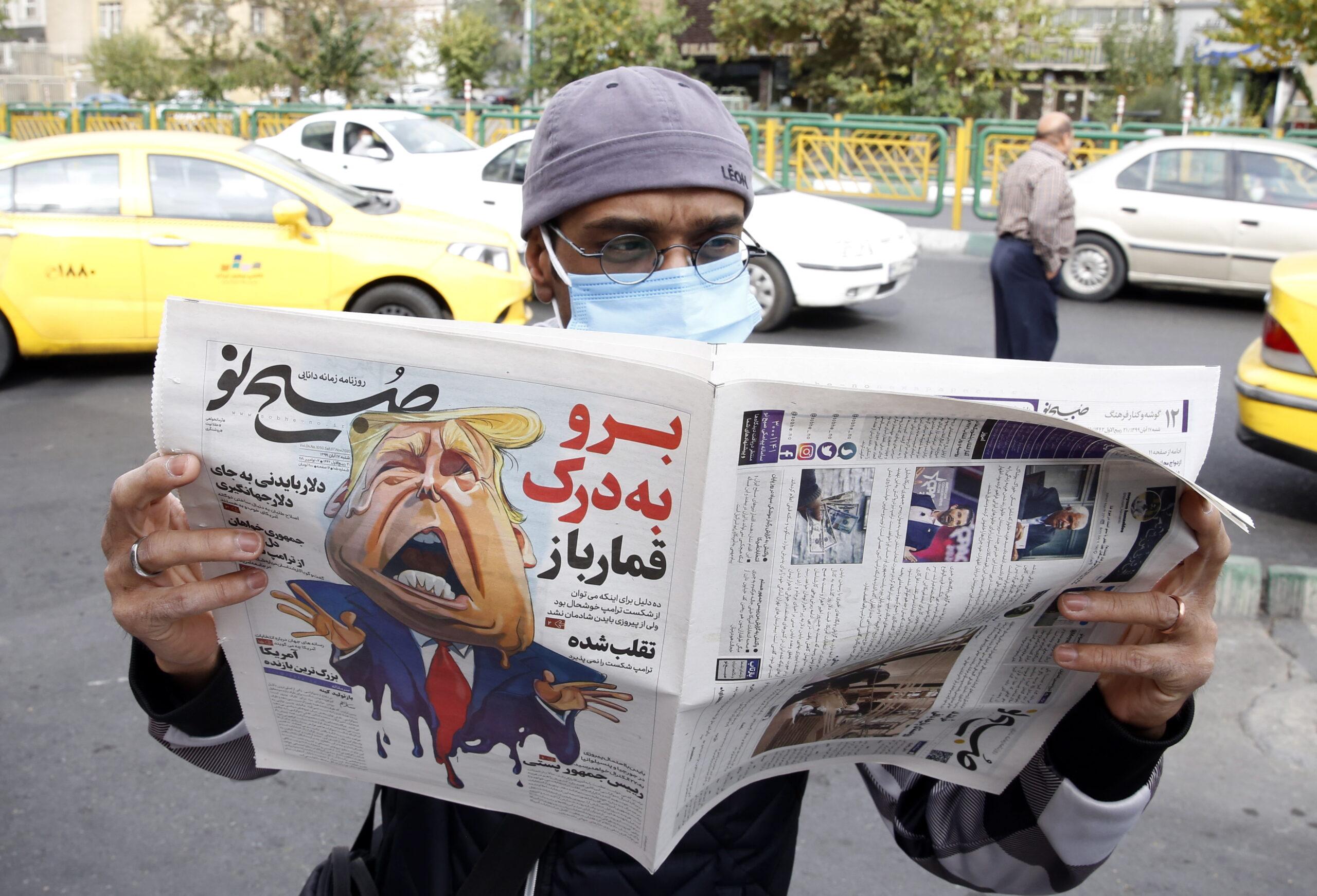 """Irán """"maffia-ajánlata"""" az Izraelhez közeledő arab államoknak"""