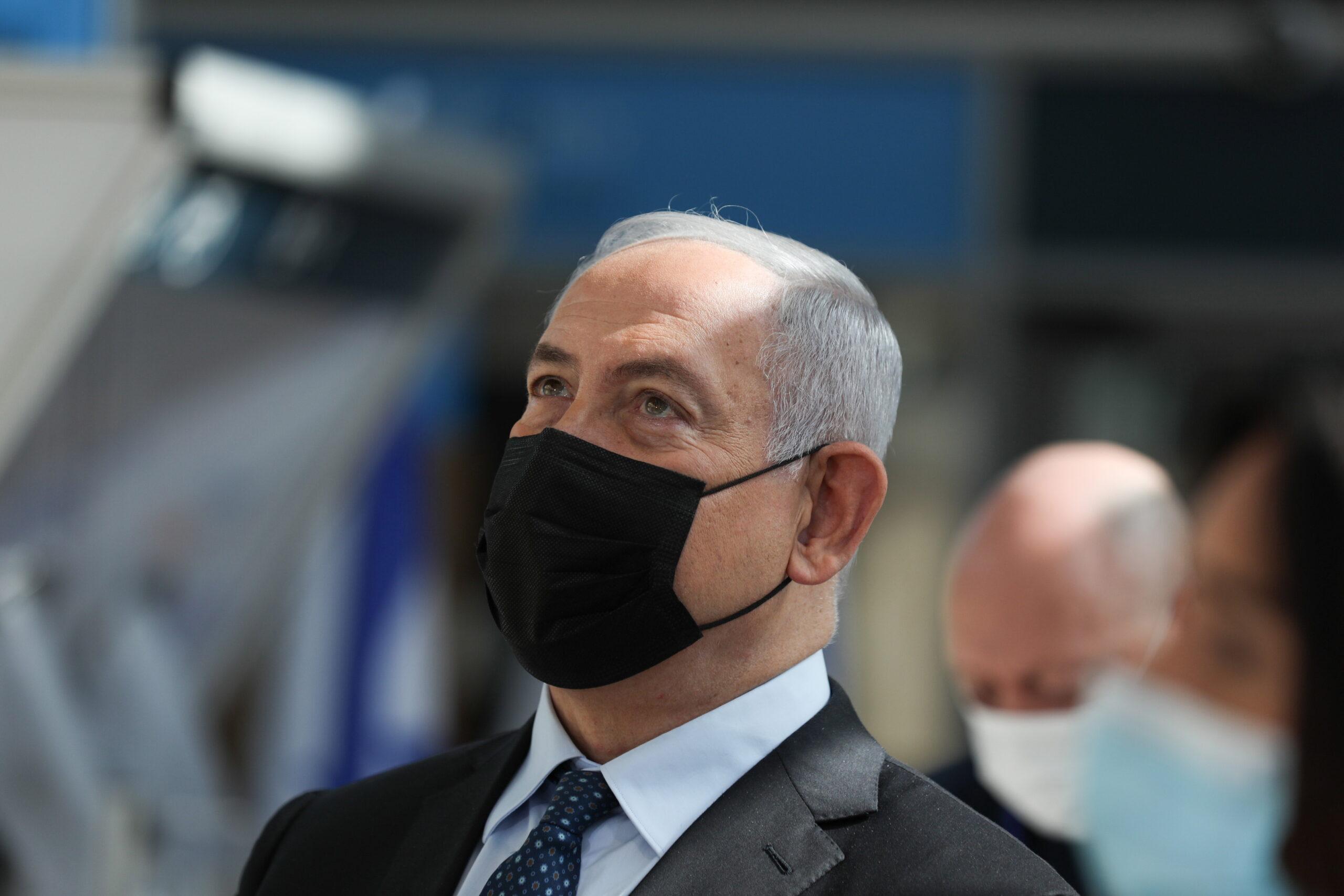 Új törvénnyel állítaná meg Netanjahut Izrael egyik elnökjelöltje