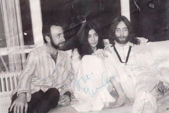 John Lennon héberül énekelt Jeruzsálemről