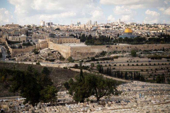 A Hamász figyelmeztette Izraelt a jeruzsálemi zászlós felvonulás miatt