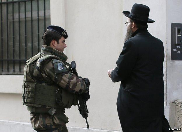 Fokozott készültség számos diaszpórai zsidó közösségben iráni választól tartva