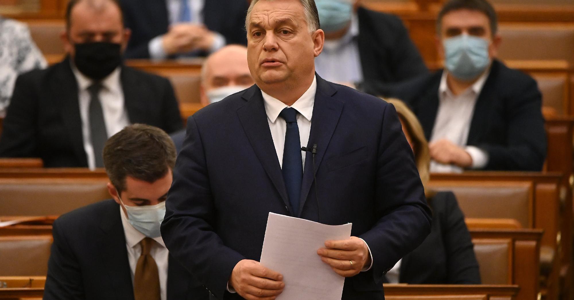 Orbán Viktor: A baloldal föltalálta a progresszív antiszemitizmust