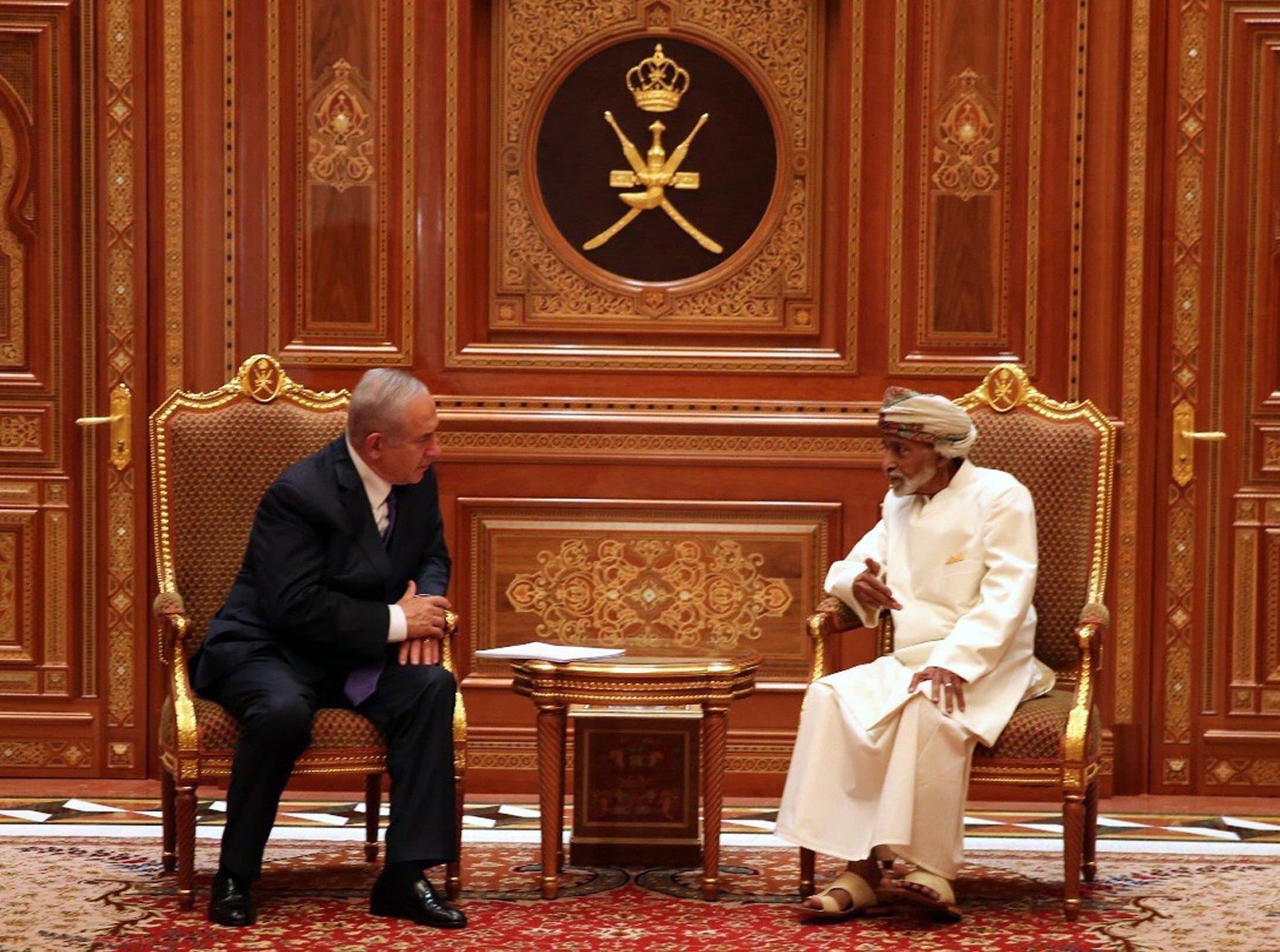 Omán és Indonézia is békét köthet Izraellel