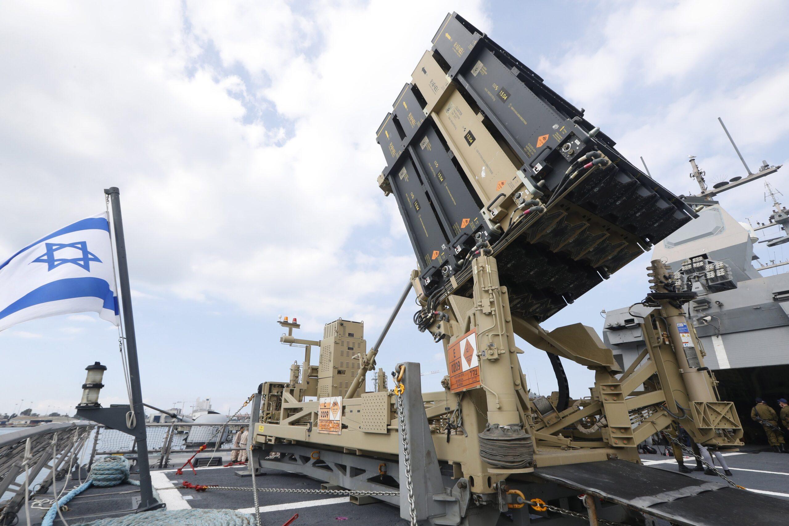 Rakétaeső vár Izraelre?