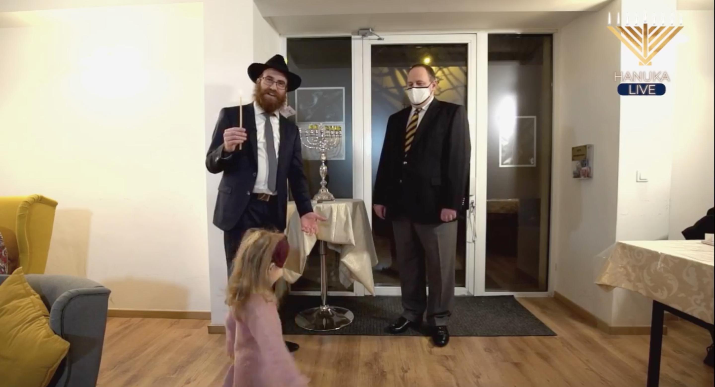 A zsidó közösség egységéről beszélt a BZSH elnöke az EMIH rendezvényén