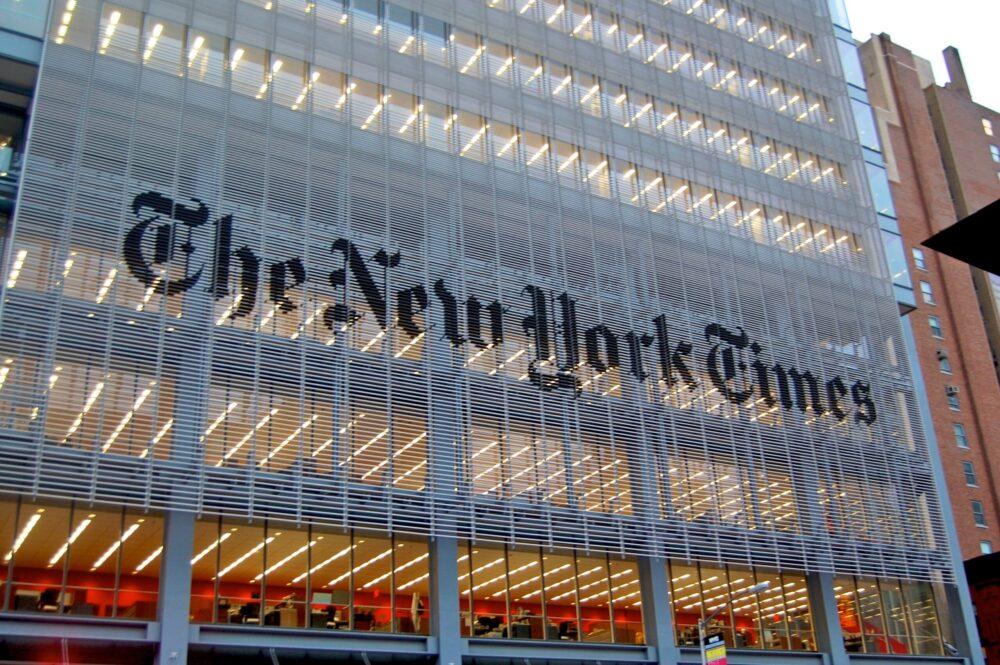 Sorra hagyják el a cionisták a The New York Times szerkesztőségét