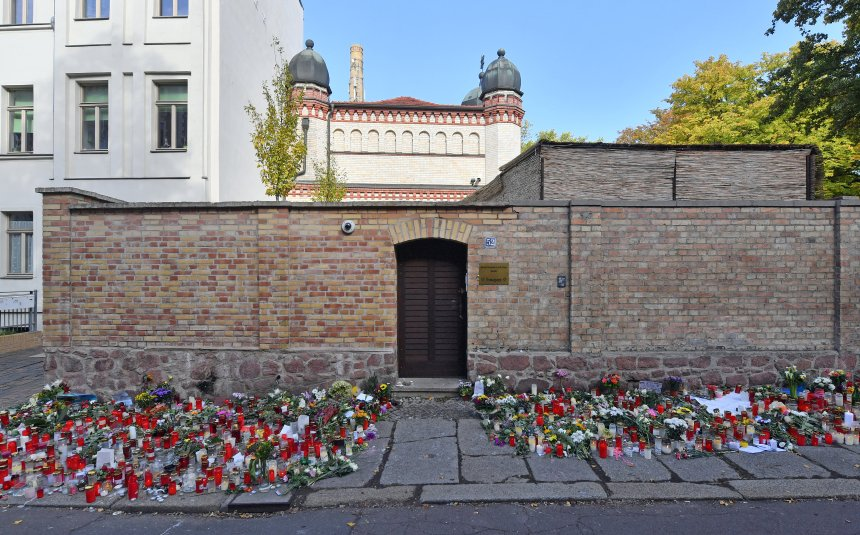 Csendre intette a holokauszt-tagadó terroristát a német bíróság