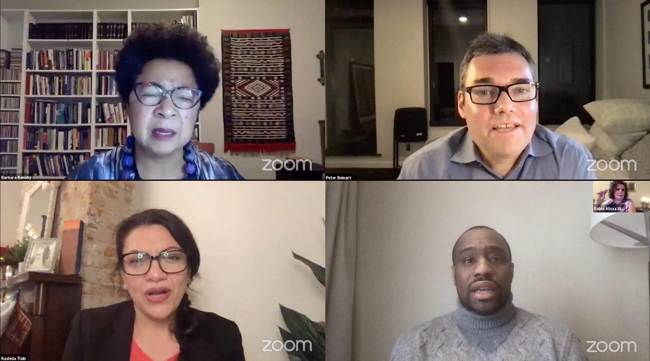Antiszemitizmusról tartott videokonferenciát az anticionista Zsidó Hang a Békéért