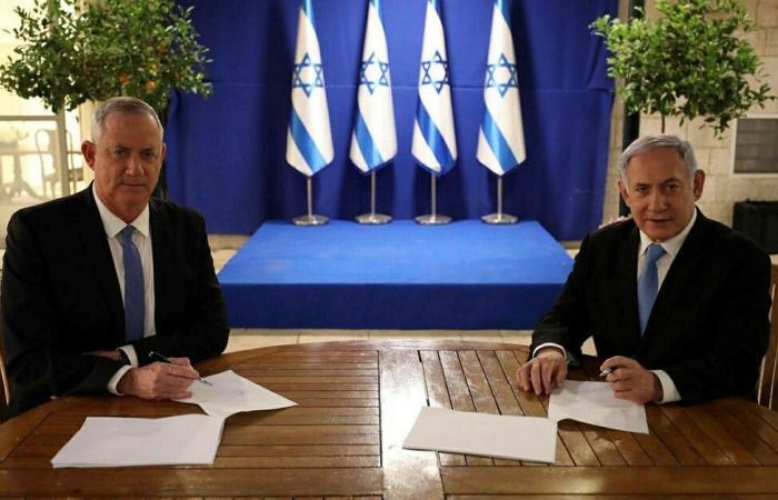 Elkerülhetetlenné válik a Netanjahu-Ganz párbaj