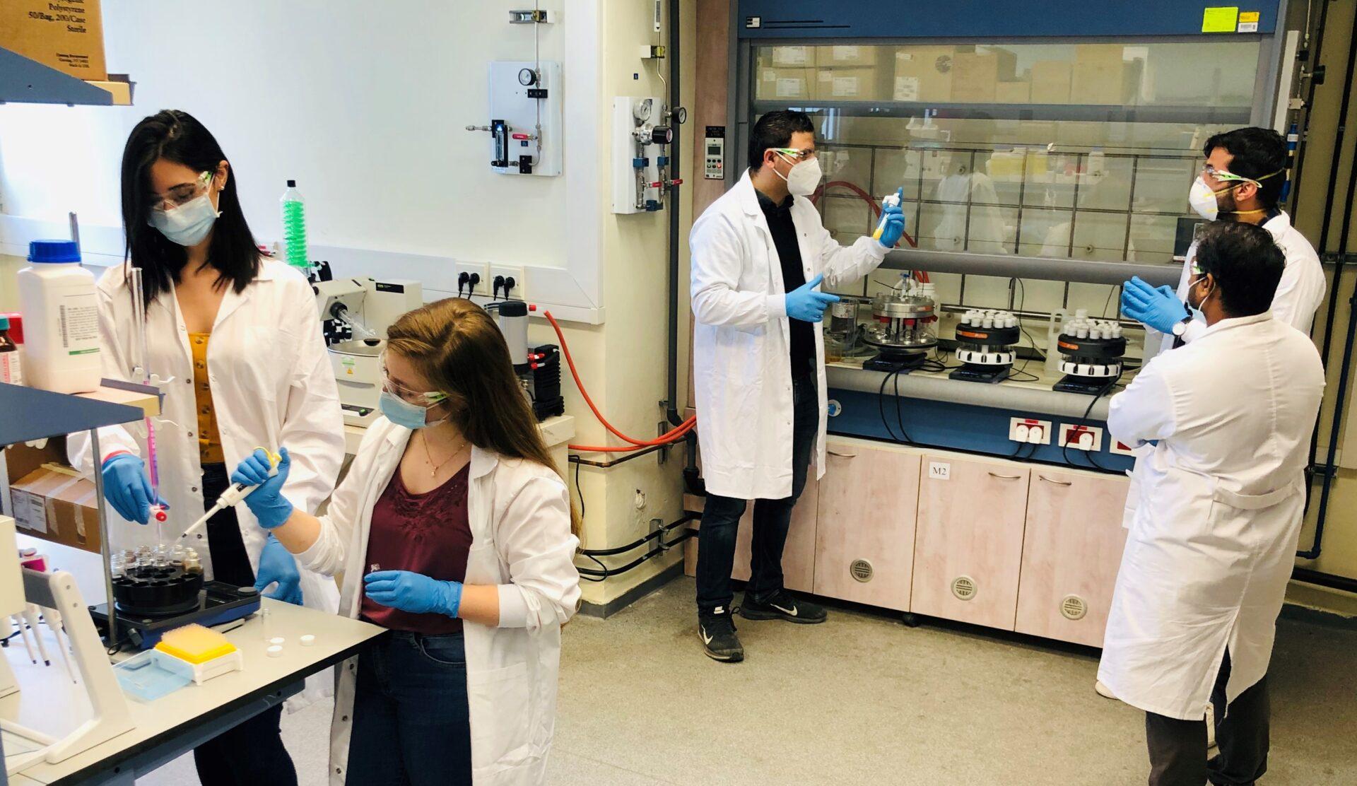 Órákig véd a vírus ellen a Technion fertőtlenítő gélje