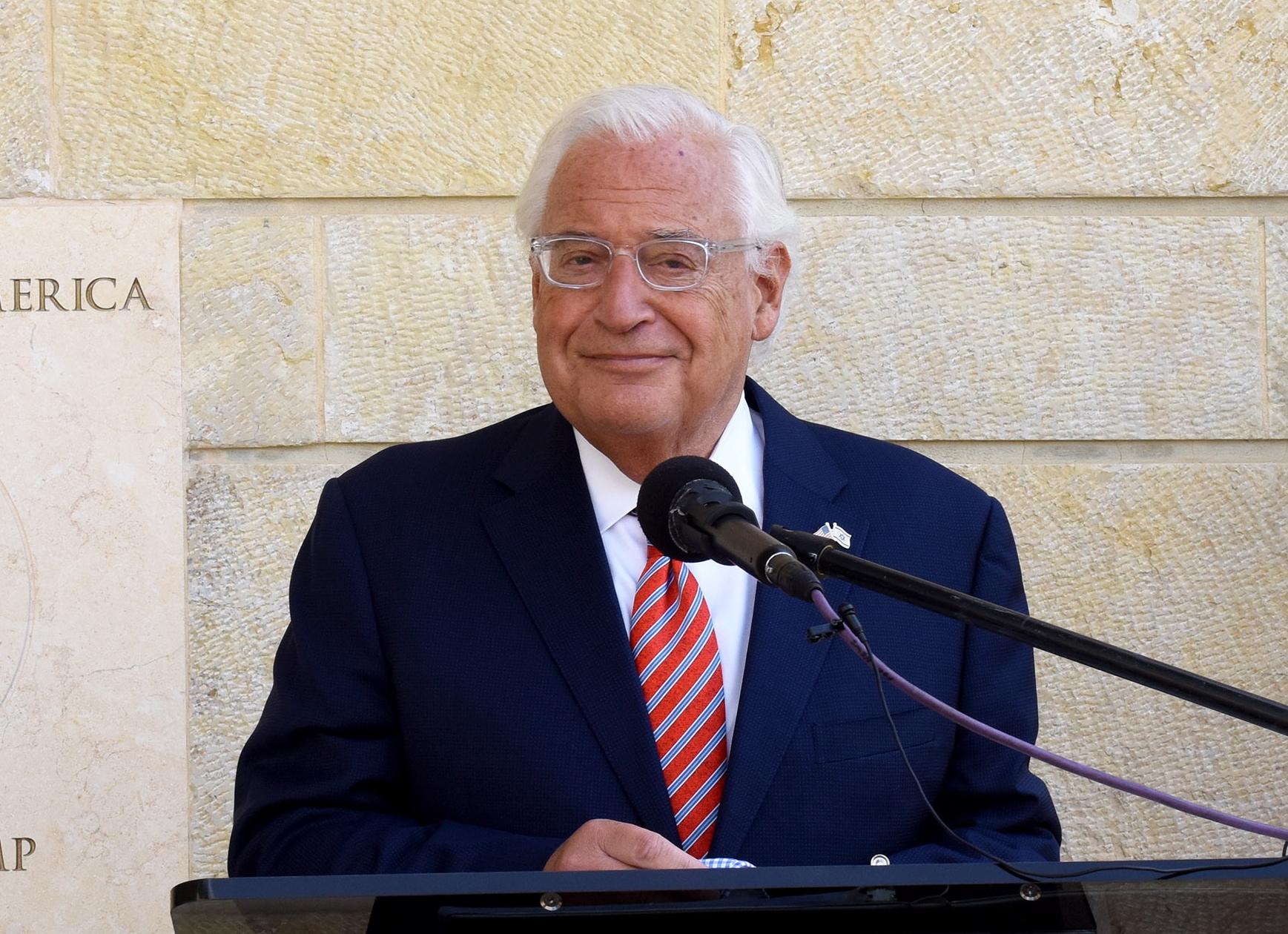 """Friedman: """"Jó állapotban hagyjuk ott a Közel-Keletet"""""""