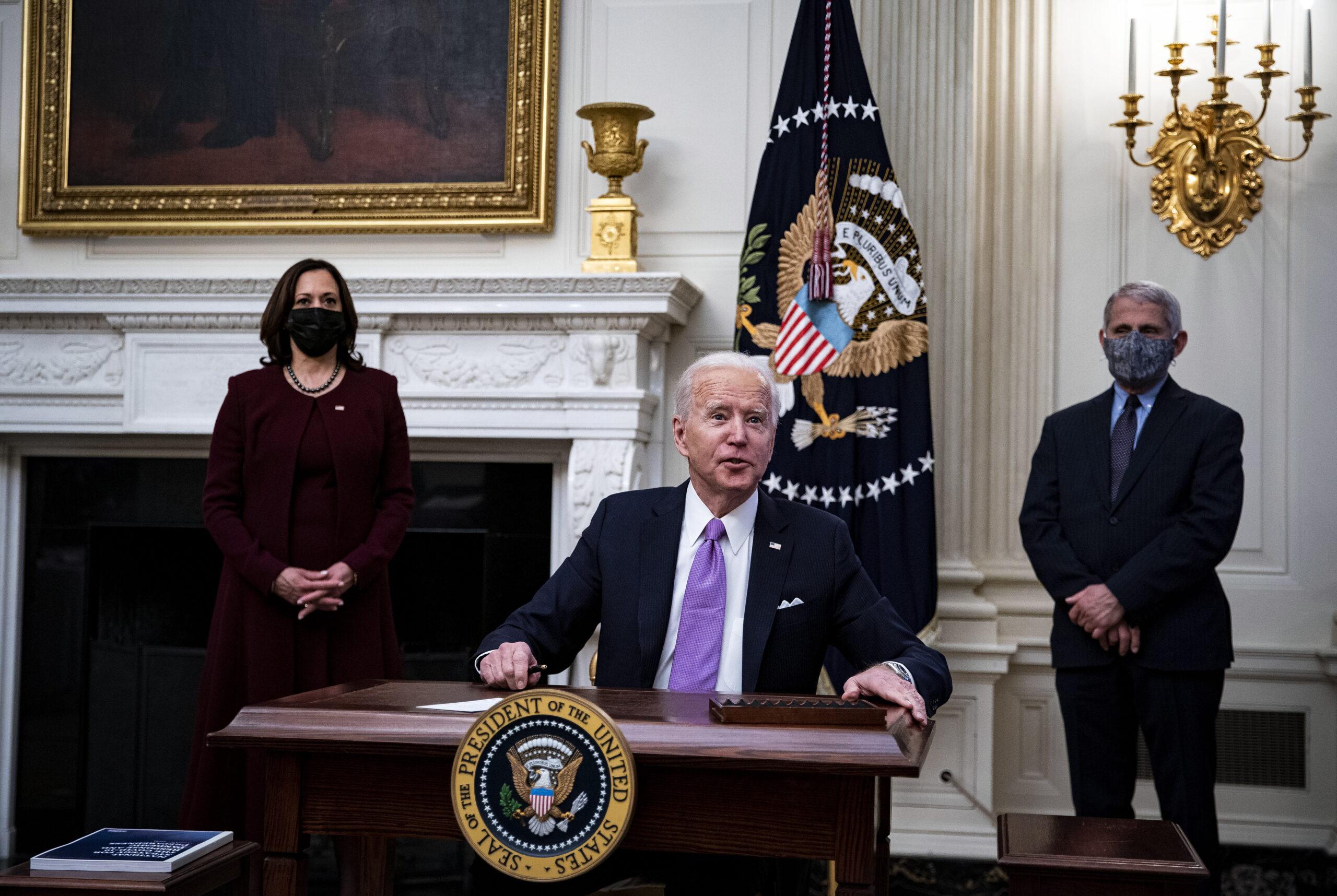 Biden első telefonhívásai mutatják az irányt: Izrael nincs az első sorban