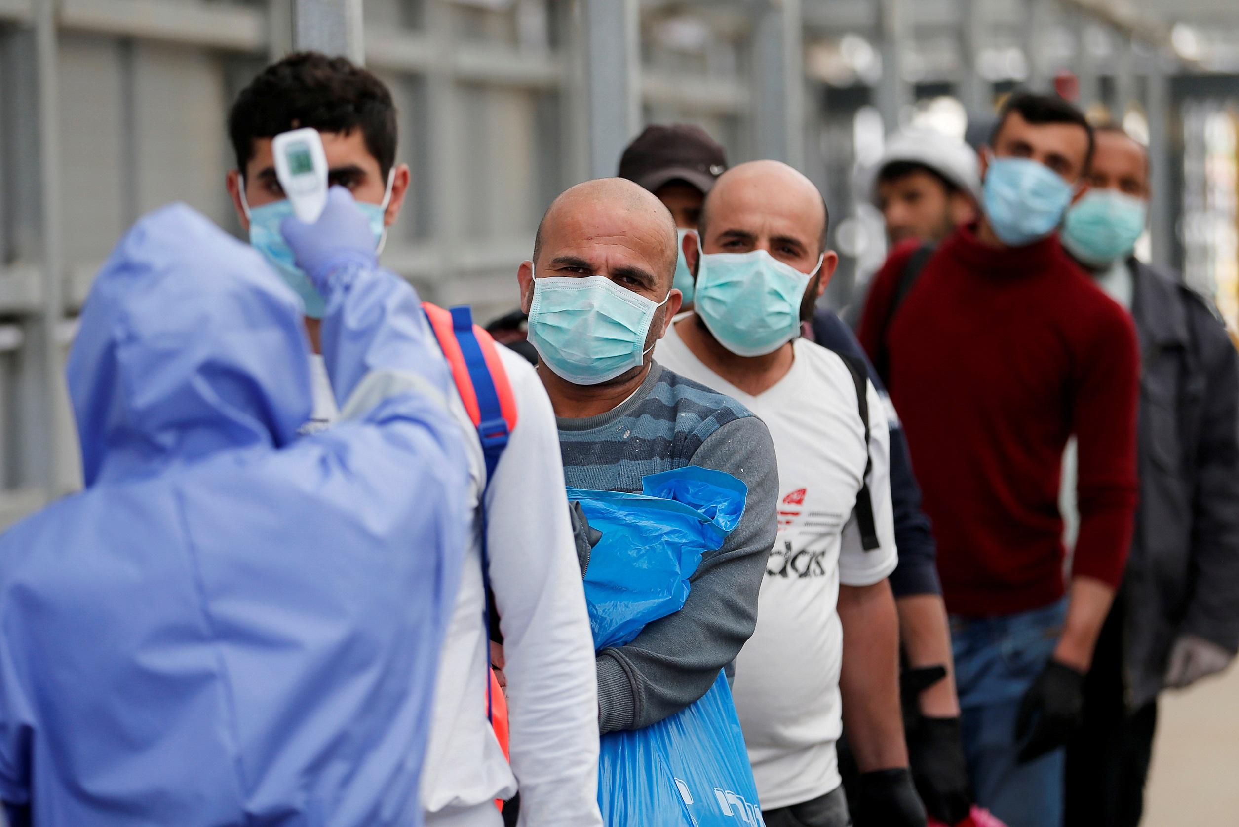 Vakcinákat küld Izrael a Palesztin Hatóságnak
