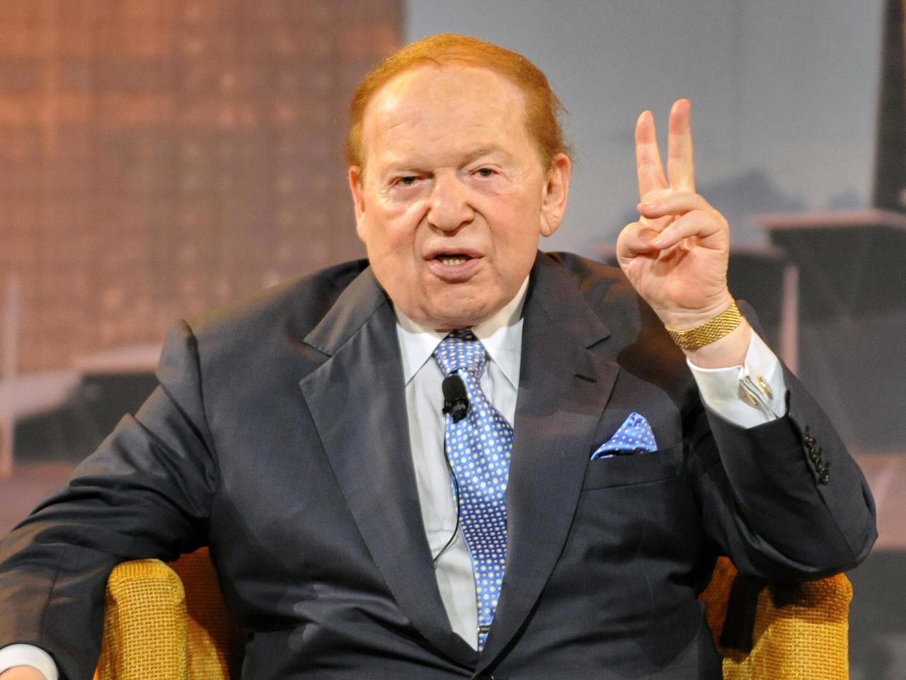 Sheldon Adelson – Egy milliárdos, akinek Izrael volt a legfontosabb