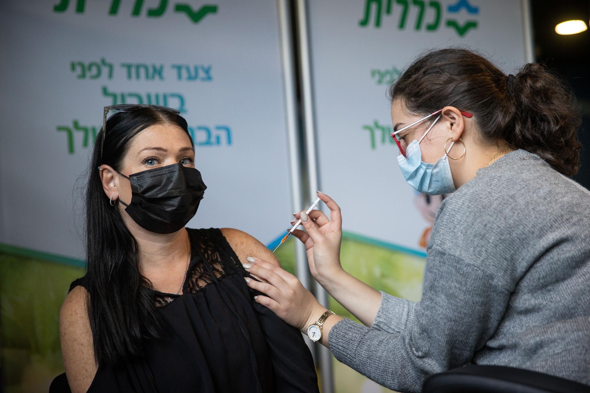 Nagyon jól vizsgázik a Pfizer oltóanyag Izraelben