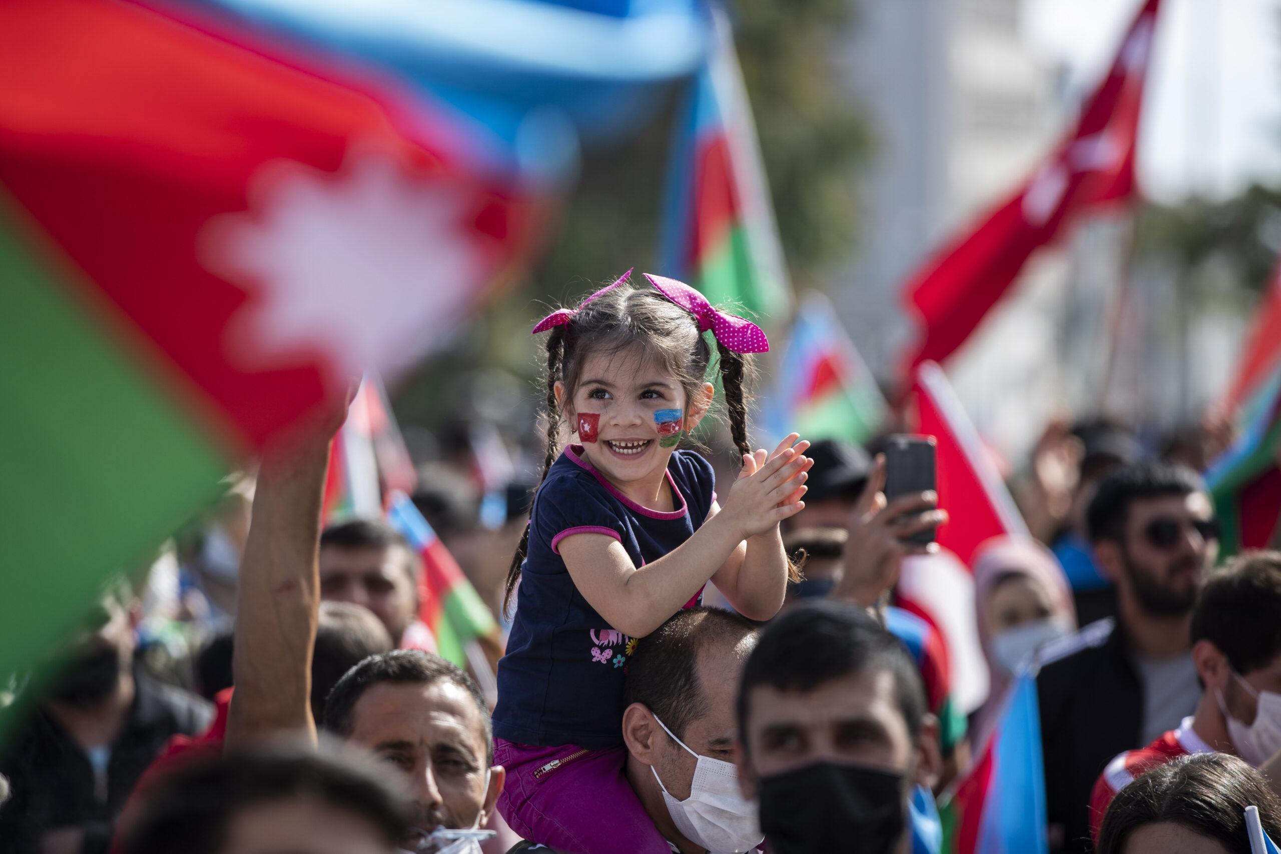 Azeri zsidók — egy muszlim ország reklámfigurái