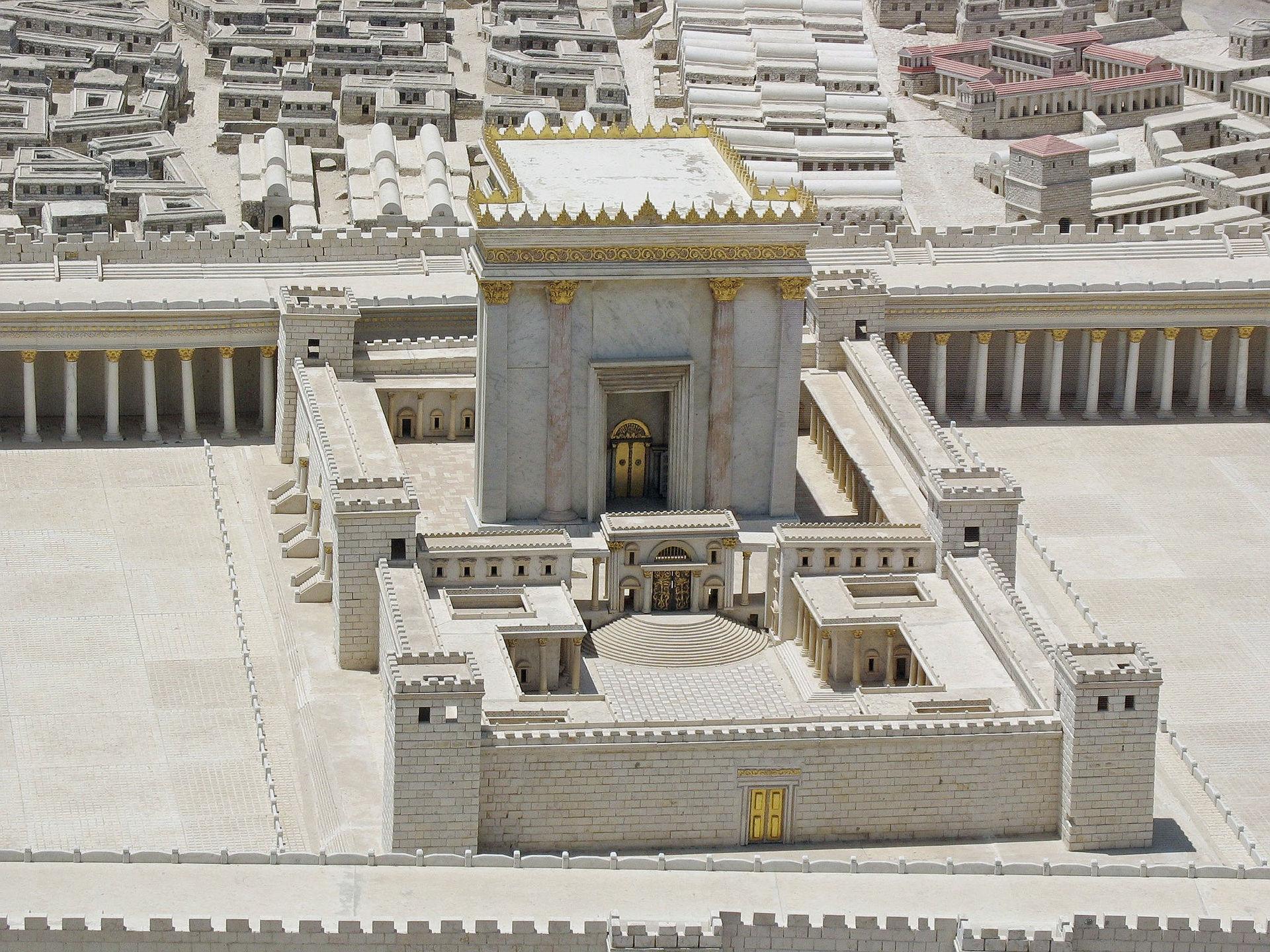 A Palesztin Autoritás attól fél, Izrael felépítené a Harmadik Szentélyt