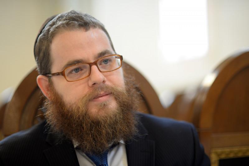 Köves Slomó: Nyugaton már biztonsági probléma az antiszemitizmus
