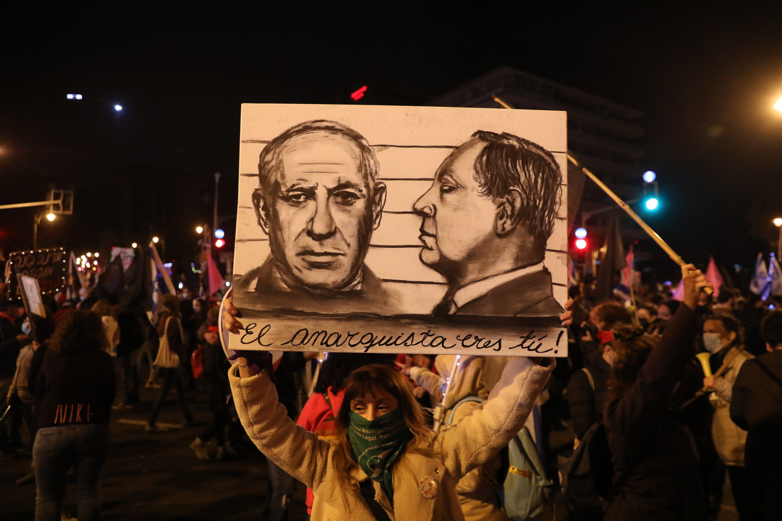 Jogászok önkényuralma, avagy mindent a Netanjahu-perről