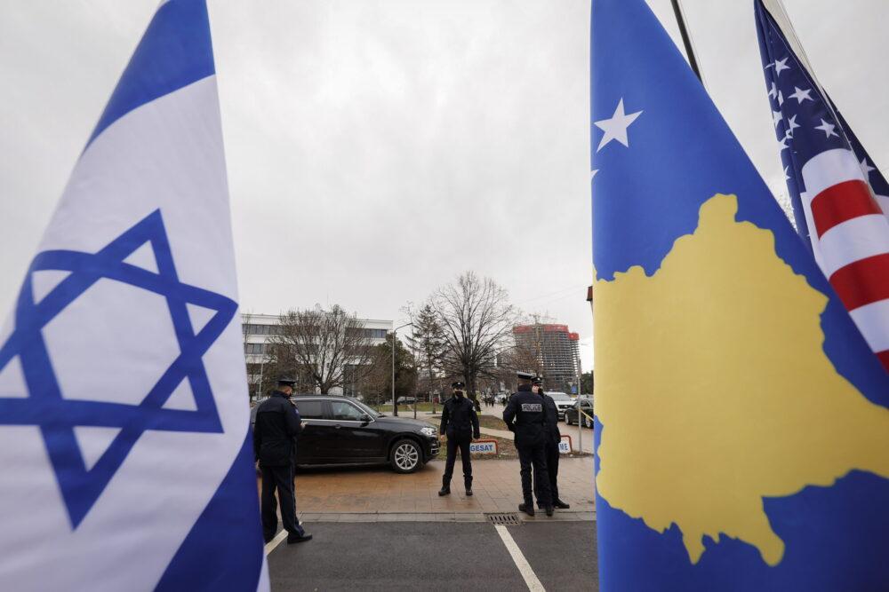 Hogyan kötött barátságot Izrael és a muszlim Koszovó?