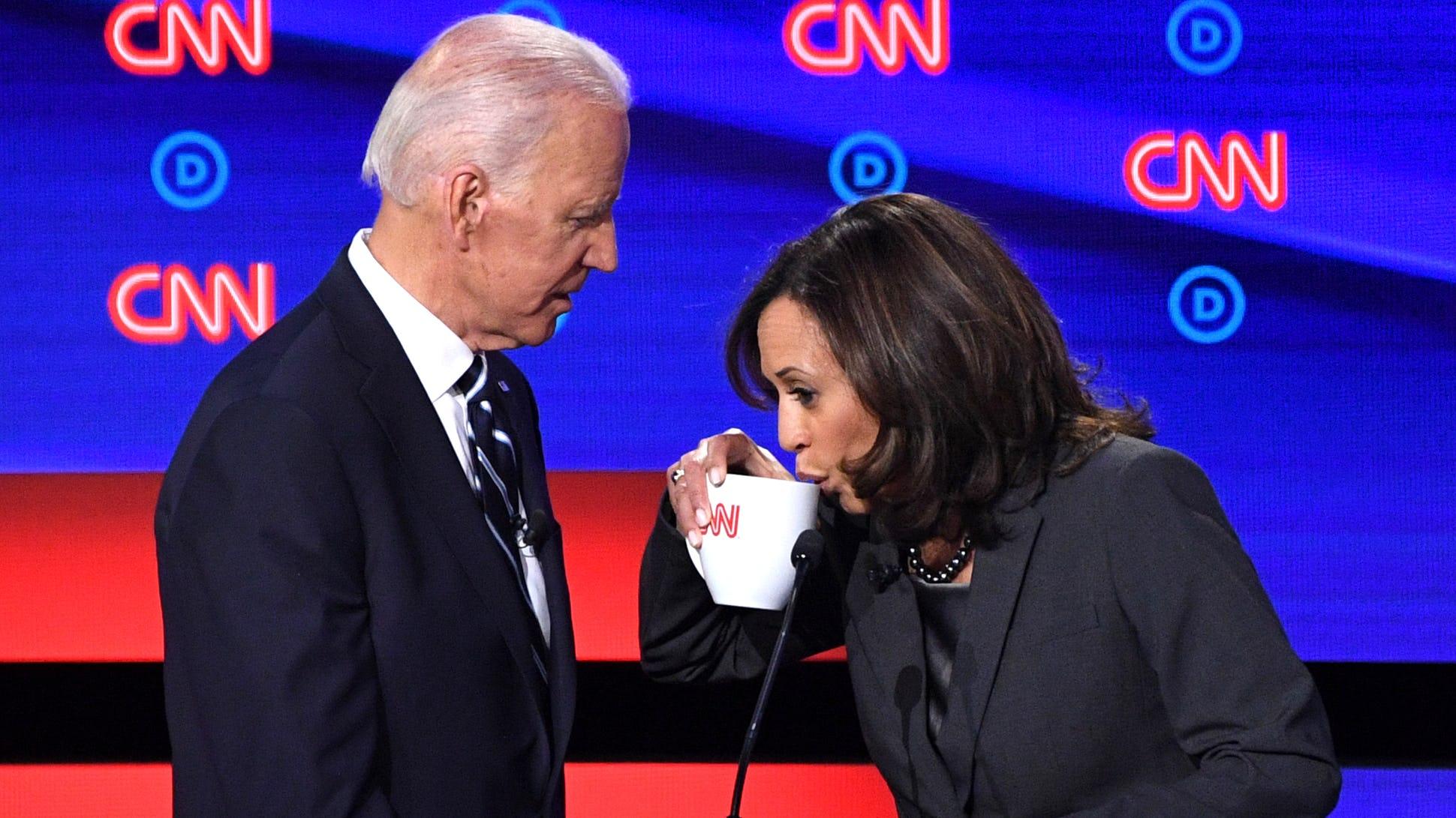 Kamala Harris beszél Biden helyett a külföldi vezetőkkel telefonon