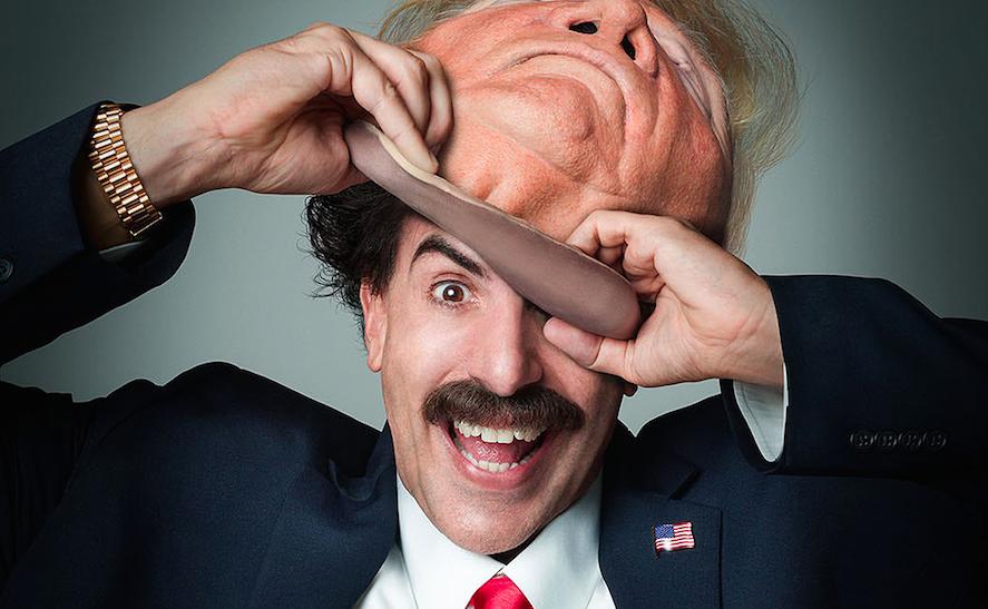Borat leáll az átverős provokációkkal