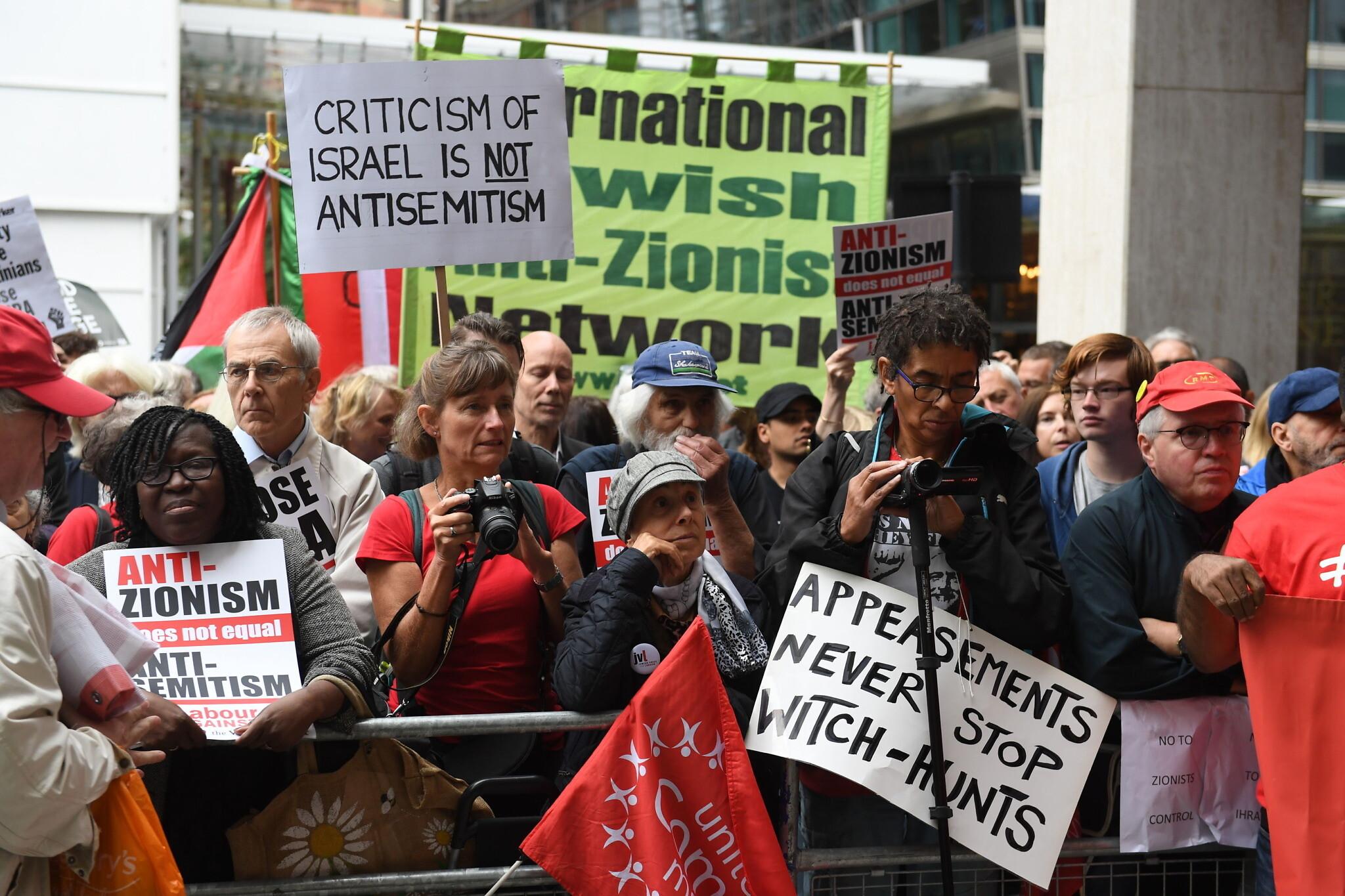 Amerikai liberális zsidók átdolgozták az antiszemitizmus definíciót, hogy abba több Izrael kritika is beleférjen