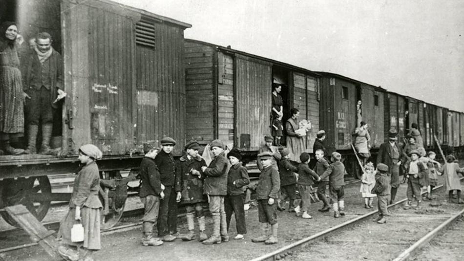 Zsidó vagonlakók is voltak Trianon után