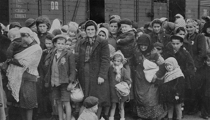 Náci film a magyar a zsidók deportálásáról