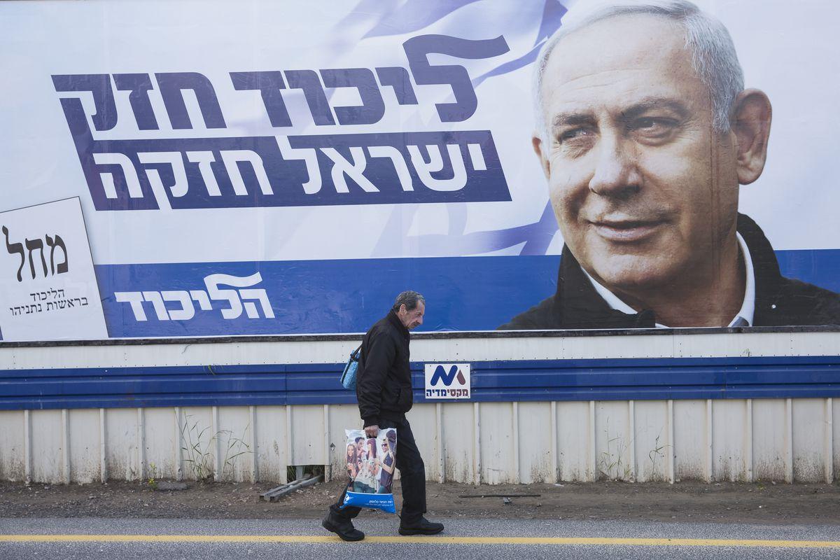 Netanjahu le kellett mondja egyik kampányrendezvényét gázai terrorfenyegetés miatt