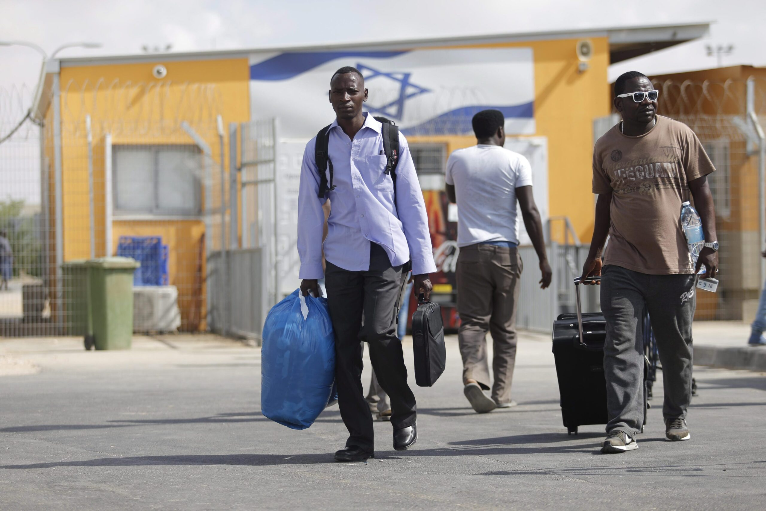 Fontos kampánytéma a migráció rendezetlen helyzete Izraelben