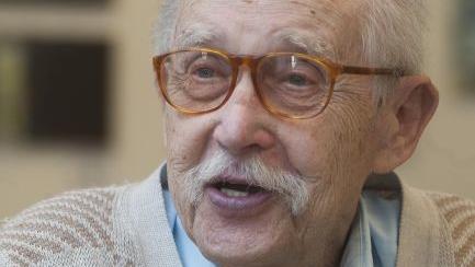 A karantén a harmadik fogságom, mondja a 101 éves MUSZ-os, aki rab is volt a Szovjetunióban