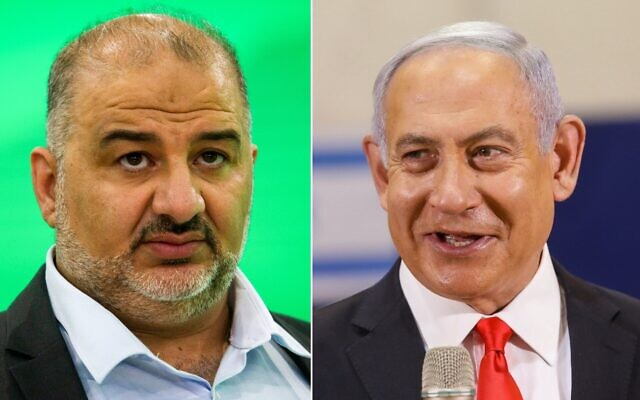 Netanjahu nem zárja ki az együttműködést a Ráám arab párttal