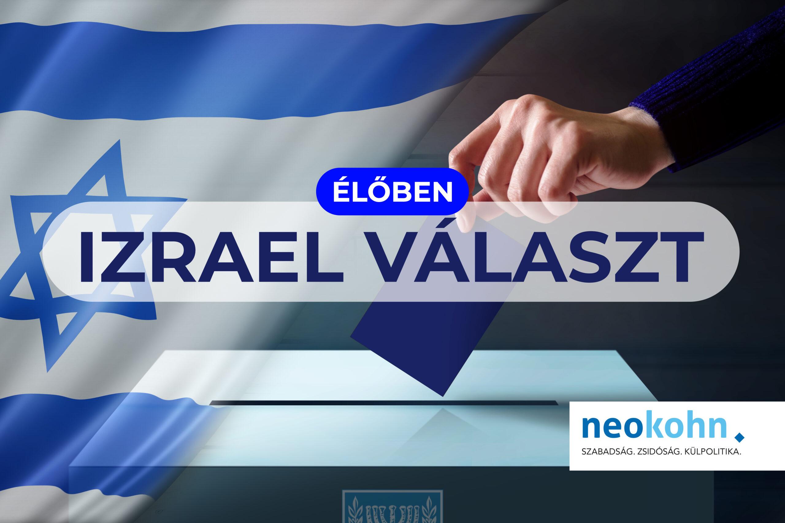 ÉLŐ: Izrael választ