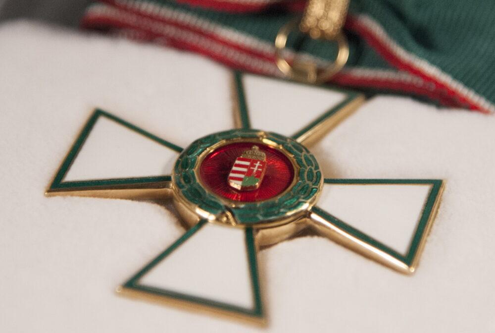 Amerikába is lejutott a Magyar Érdemrend zsidó díjazottjainak híre