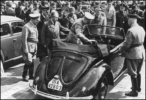 A Volkswagen és a holokauszt közös múltja