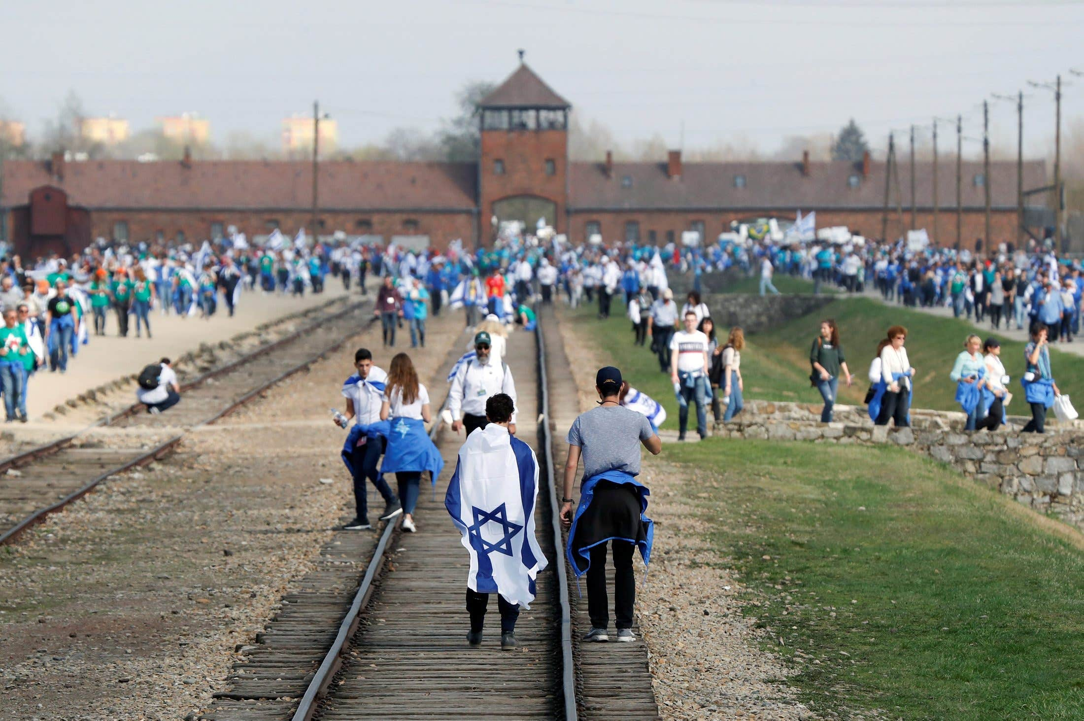 Miért vitatkoznak a zsidók és a lengyelek még mindig a holokausztról?