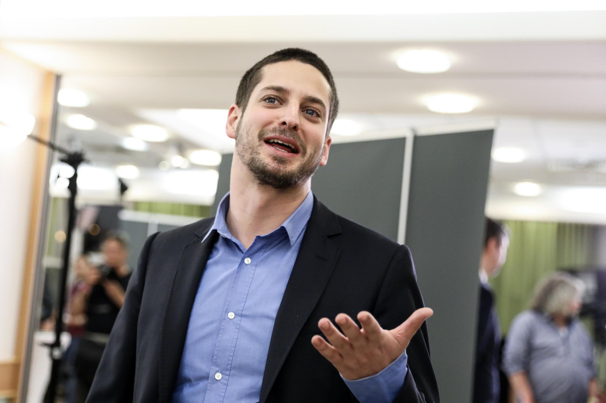 """Ungár Péter: """"Sok szempontból antiszemitának tartom, amit az új baloldal csinál Izraellel"""""""