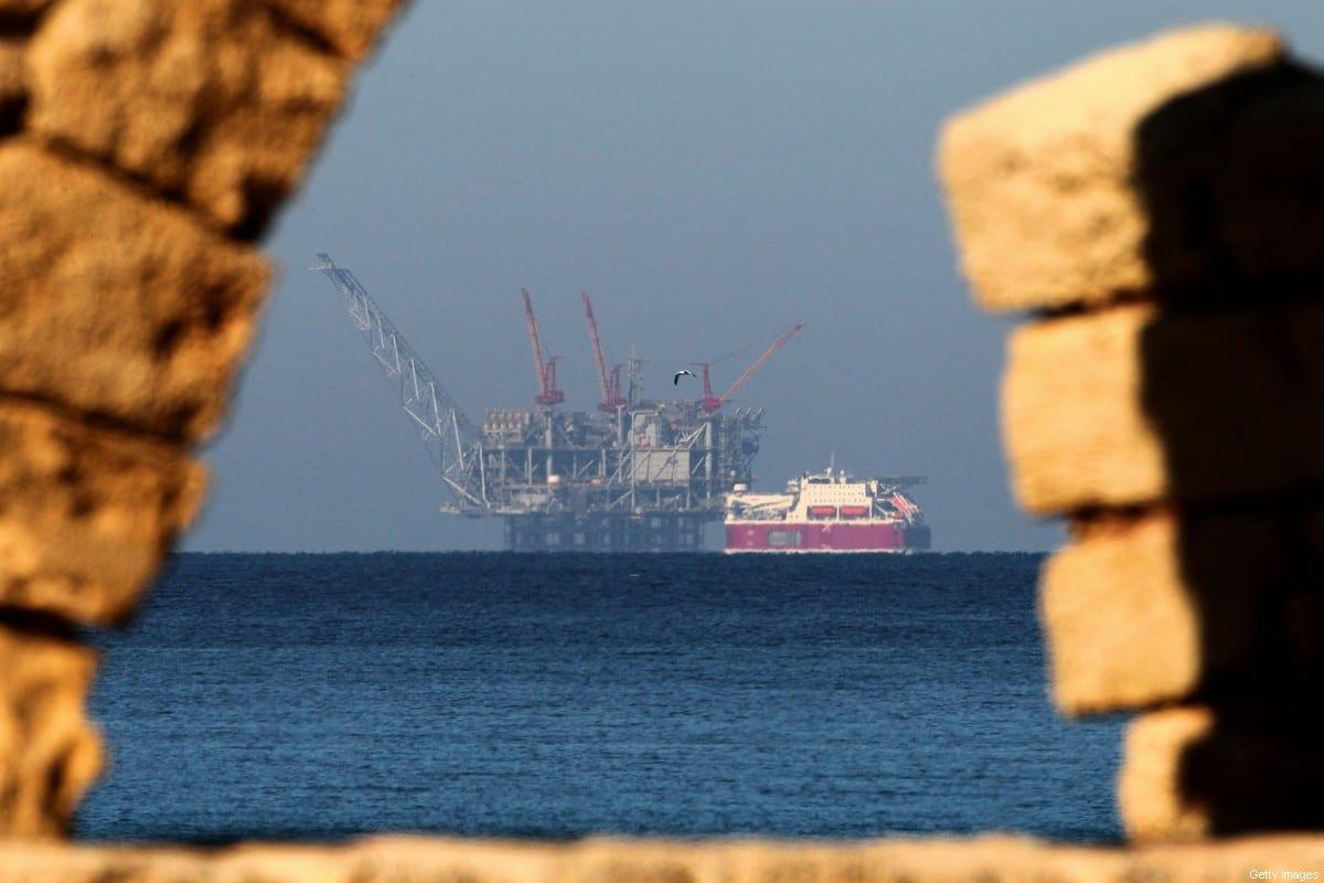 Libanon egyre nagyobb területet követel a tengeren