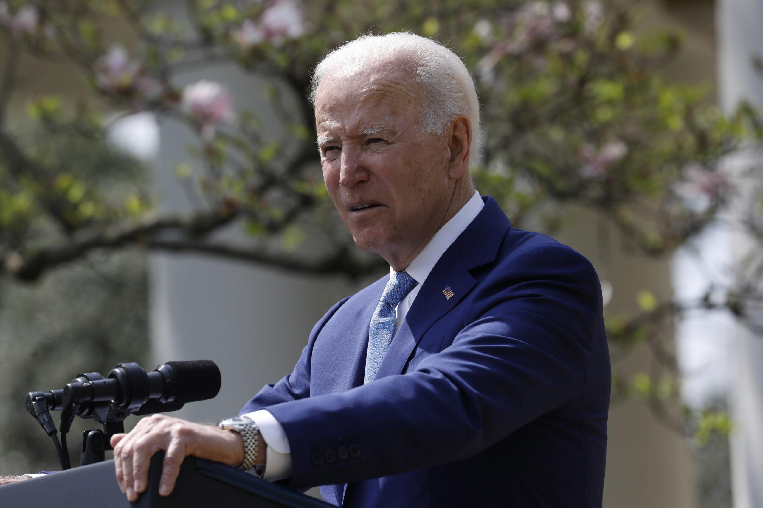 A republikánusok megállították Biden palesztin segélyét